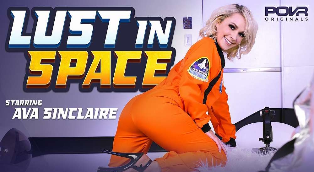 Lust In Space, Ava Sinclaire, 26 May, 2021, 3d vr porno, HQ 3600
