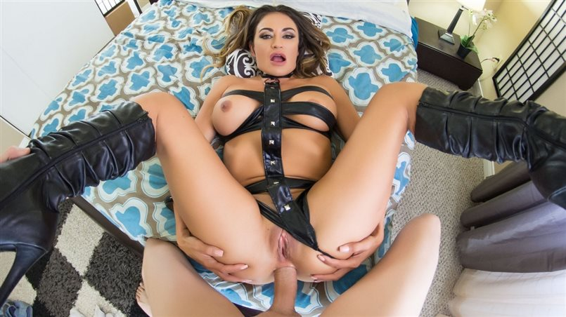 Claudia Anal Experience