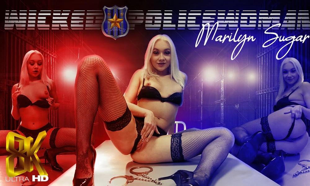 Wicked Policewoman, Marylin Sugar, Mar 31, 2021, 3d vr porno, HQ 3840