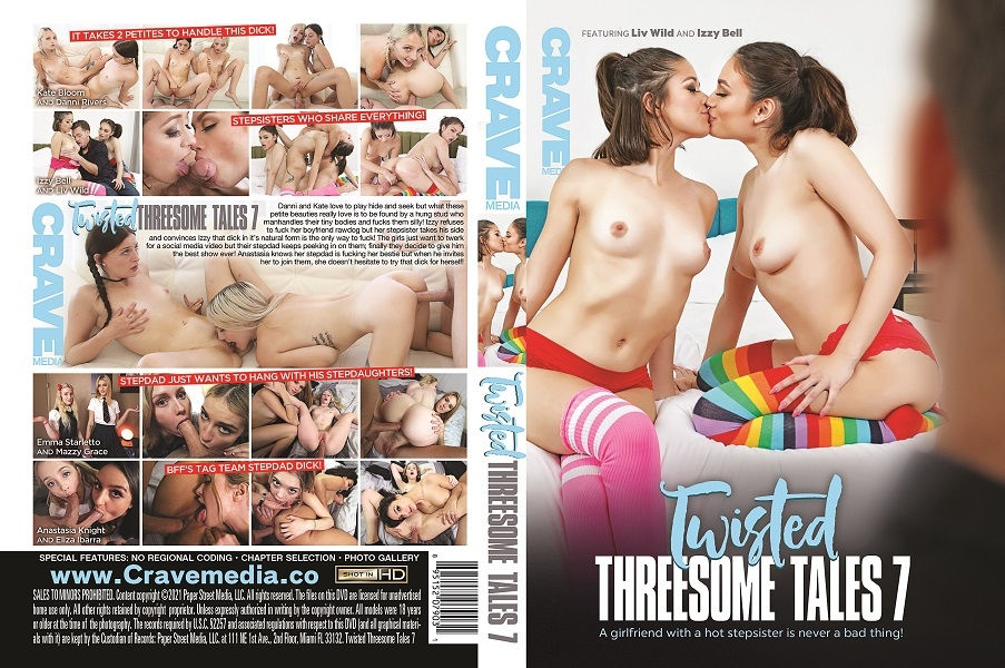 Twisted Threesome Tales 7 (2021)