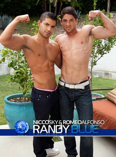 RandyBlue - Nicco Sky & Romeo Alfonso