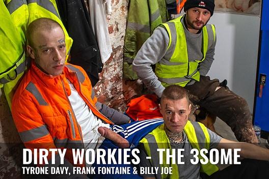 Scottxxx - Tyrone Davy, Frank Fontaine, Billy Joe - Dirty Workie 3Some