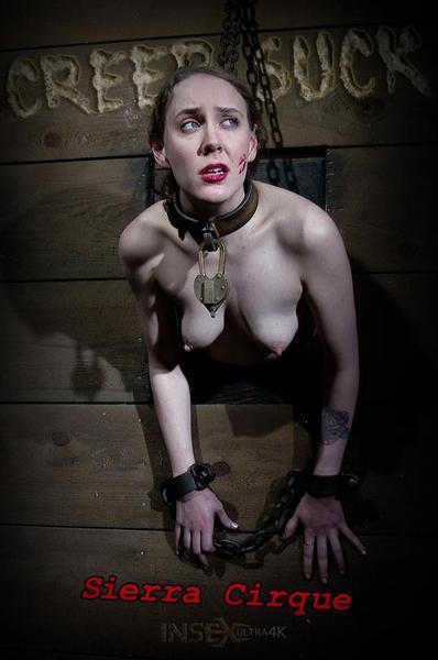 Sierra Cirque - BDSM and Torture - Creep Suck (FullHD 1080p)