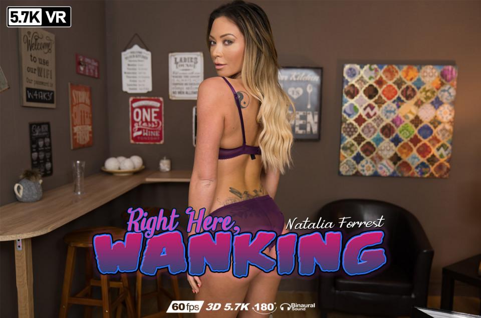 Right Here, Wanking, Natalia Forrest, Mar 24, 2020, 3d vr porno, HQ 2880