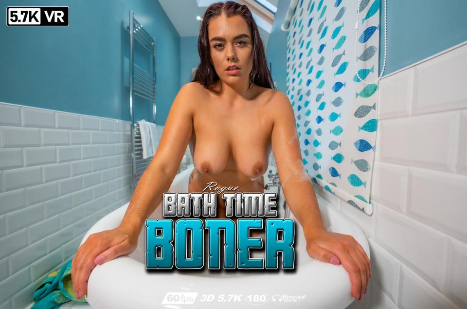 Bath Time Boner, Rogue, Apr 11, 2020, 3d vr porno, HQ 2880