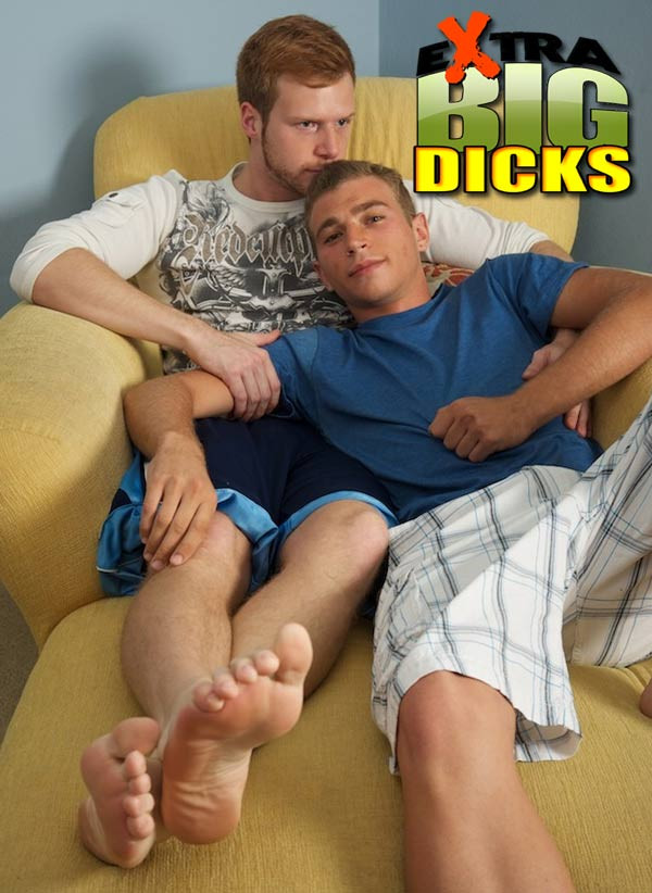 ExtraBigDicks - The Ass is Greener on the Other Side - Brian Bonds & Alexander Greene