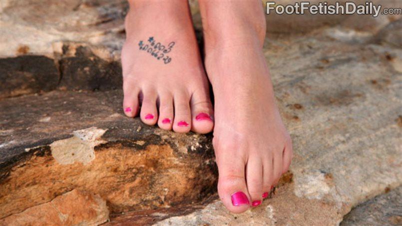 Jordana James Long Toes Remastered
