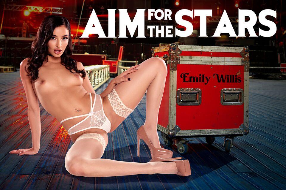 Aim For The Stars, Emily Willis, June 11, 2021, 3d vr porno, HQ 3584