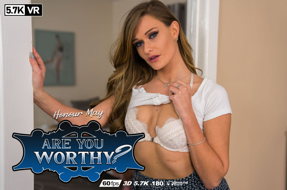 Are You Worthy? Honour May, Apr 19, 2020, 3d vr porno, HQ 1920