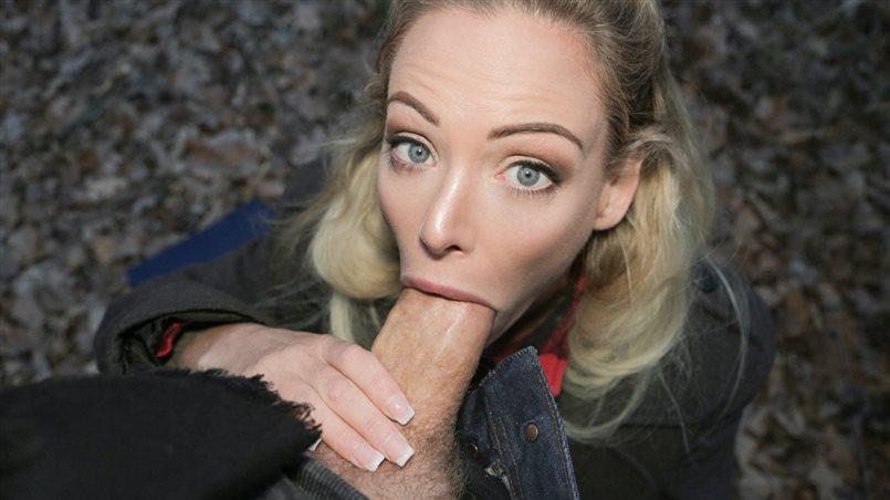 Blonde Ozzie fucks to save the bush