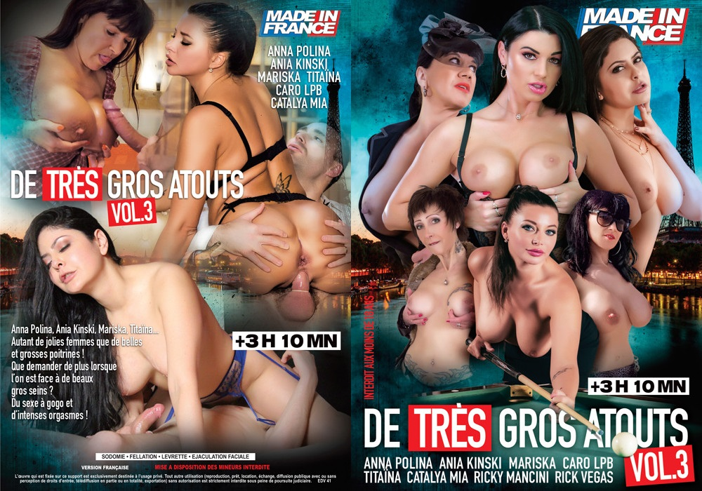 De Tres Gros Atouts 3  They Have Very Big Assets 3 (2021)