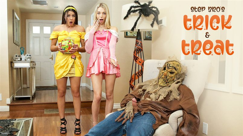 Step Brothers Trick And Treat - S15:E1