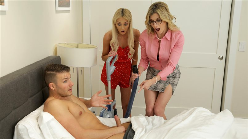 Mom His Dick Is Stuck In A Vacuum Cleaner - S13:E4
