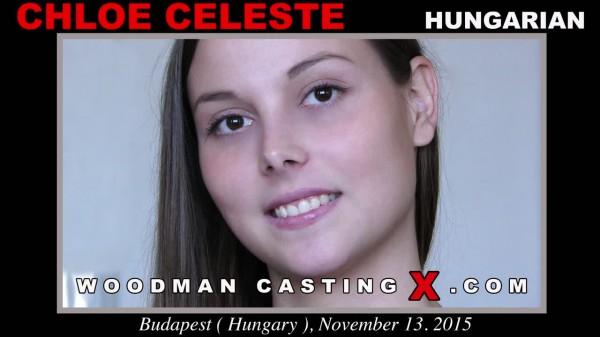 Chloe Celeste - Woodman Casting X