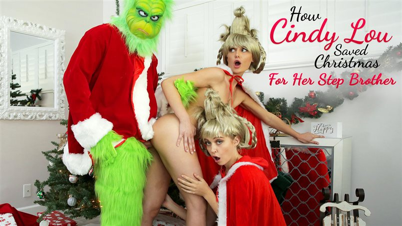 How Cindy Lou Saved Christmas For Her Step Brother - S3:E6