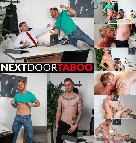 NextDoorTaboo - My Stepbrother Got Me Fired! - Ryan Jordan & Johnny Ford