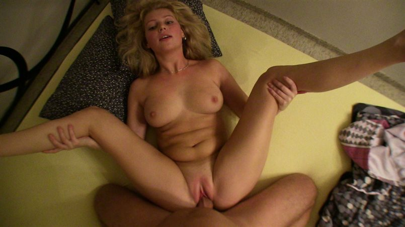 Curvy Blonde Proves Her Ability To Take A Dick