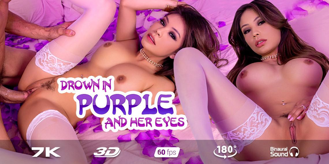 In The Purple Ocean, Sami Parker, June 15, 2021, 3d vr porno, HQ 3584