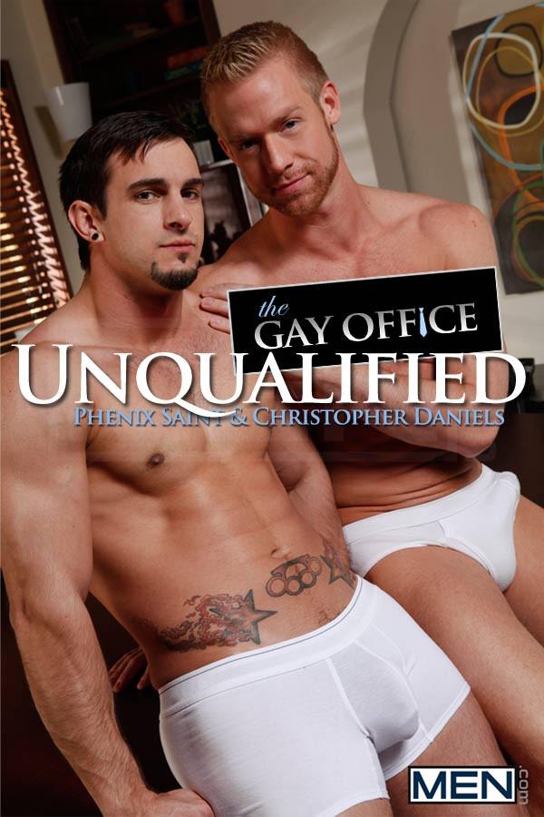 MEN - Unqualified - Christopher Daniels & Phenix Saint