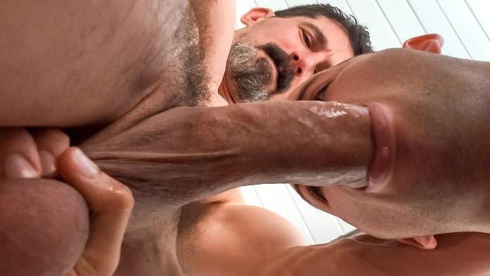 TitanMen - Like Father, Like Son - Luke Seduces Calebs Dad
