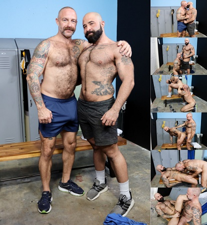 MenOver30 - Atlas Grant & Musclebear Montreal - Oh Yeah You Taste So Good!
