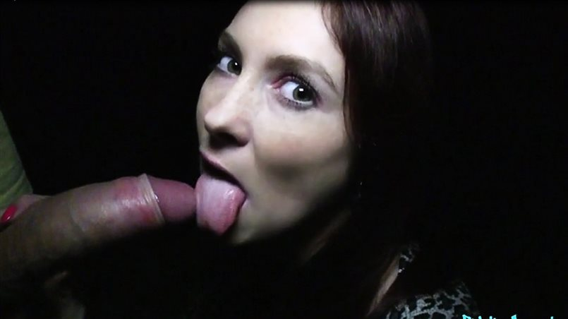An Anal Adventure For Brunette And A Stranger