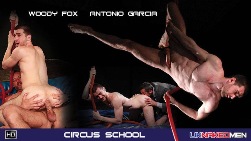 UKnakedMen - Antonio Garcia and Woody Fox