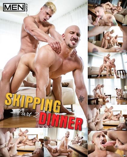 MEN - Malik Delgaty & Travis Connor - Skipping Dinner Part 2