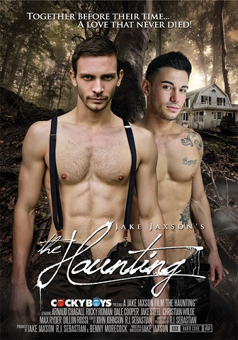 CockyBoys - The Haunting - Full Feature