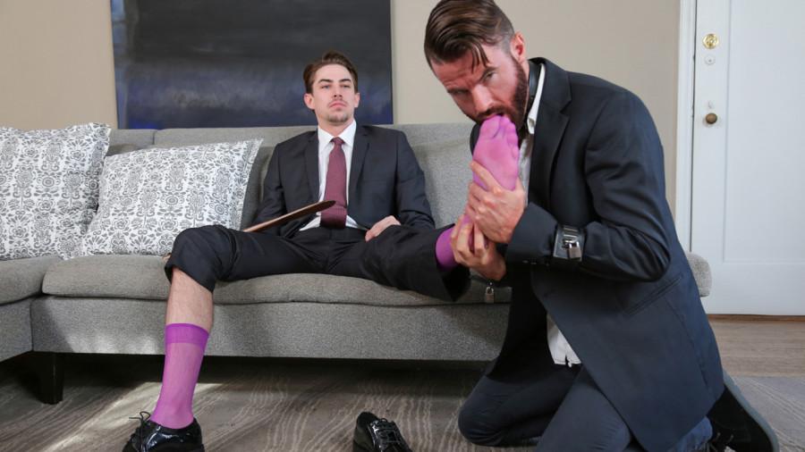SayUncle X Gentlemen's Closet - Supervisor - Jack Hunter and Brendon Patrick