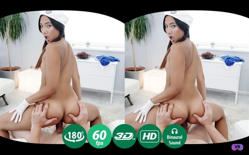 Asian Sailor Girl Enjoys Rough Sex