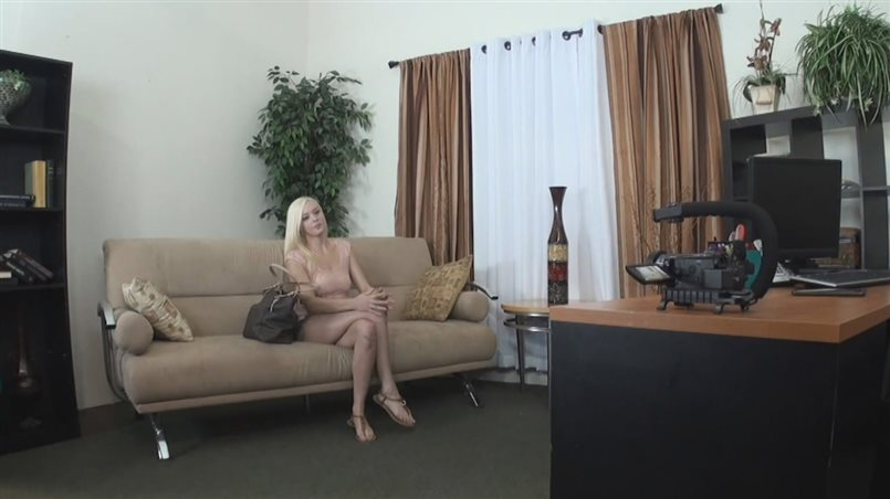 Hot Blonde Fucked Hard by Little Agent