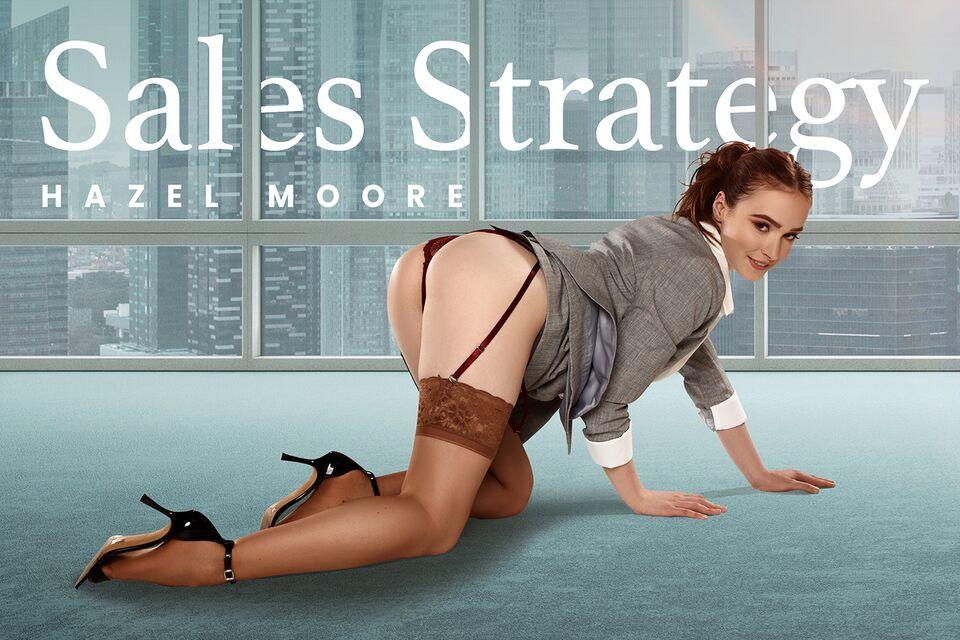 Sales Strategy, Hazel Moore, July 01, 2021, 3d vr porno, HQ 3584