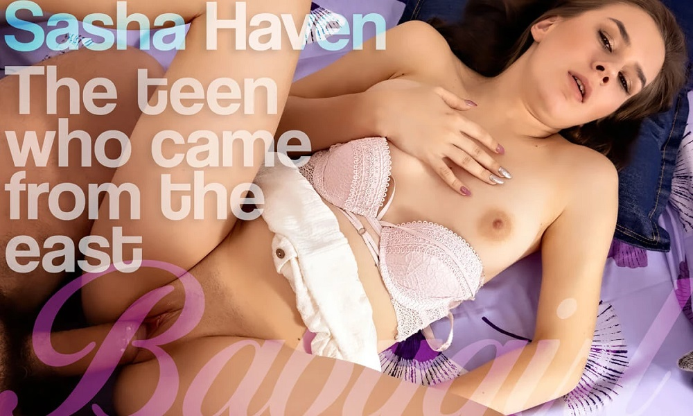 The Teen That Came from the East, Sasha Haven, Jun 23, 2021, 3d vr porno, HQ 2880