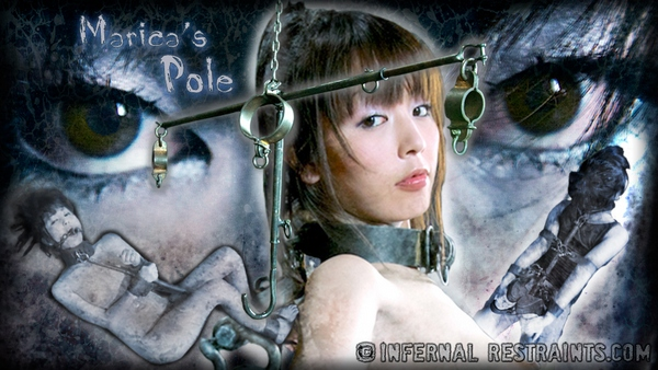 Marica Hase - BDSM, Bondage and Torture - Marica's Pole (HD 720p)