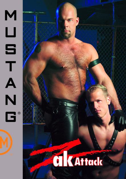 Mustang - Zak Attack - Thom Barron & Zak Spears