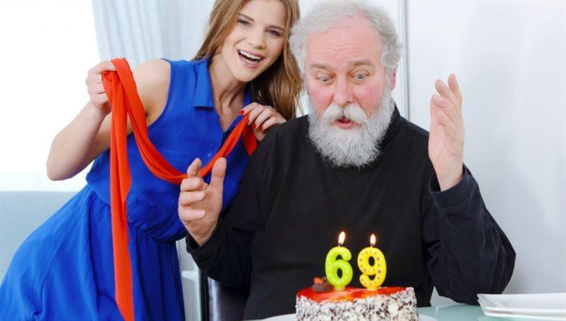 Happy birthday and happy orgasm!