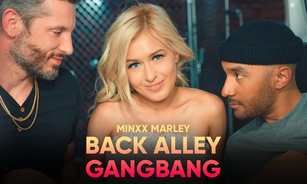 Back Alley Gangbang, Minxx Marley, Jul 04, 2021, 3d vr porno, HQ 2900