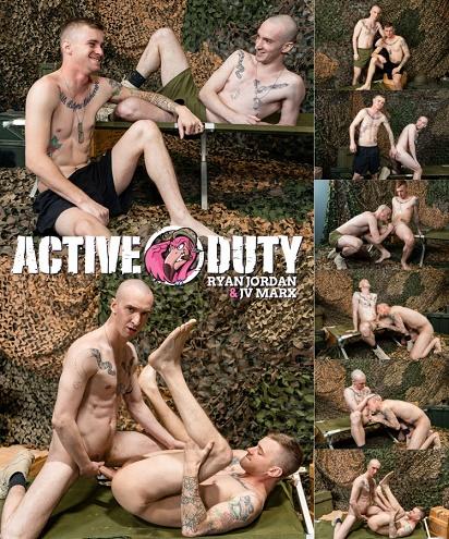 ActiveDuty - Ryan & JV Pounding Holes