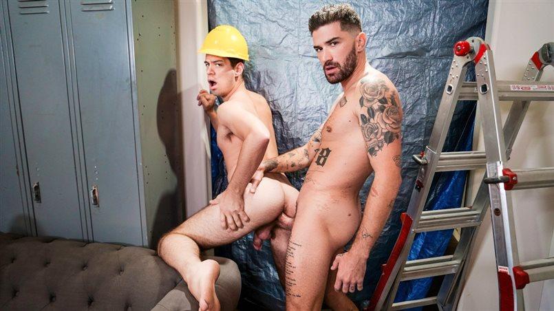 Homo Renovation Part 2: Bareback