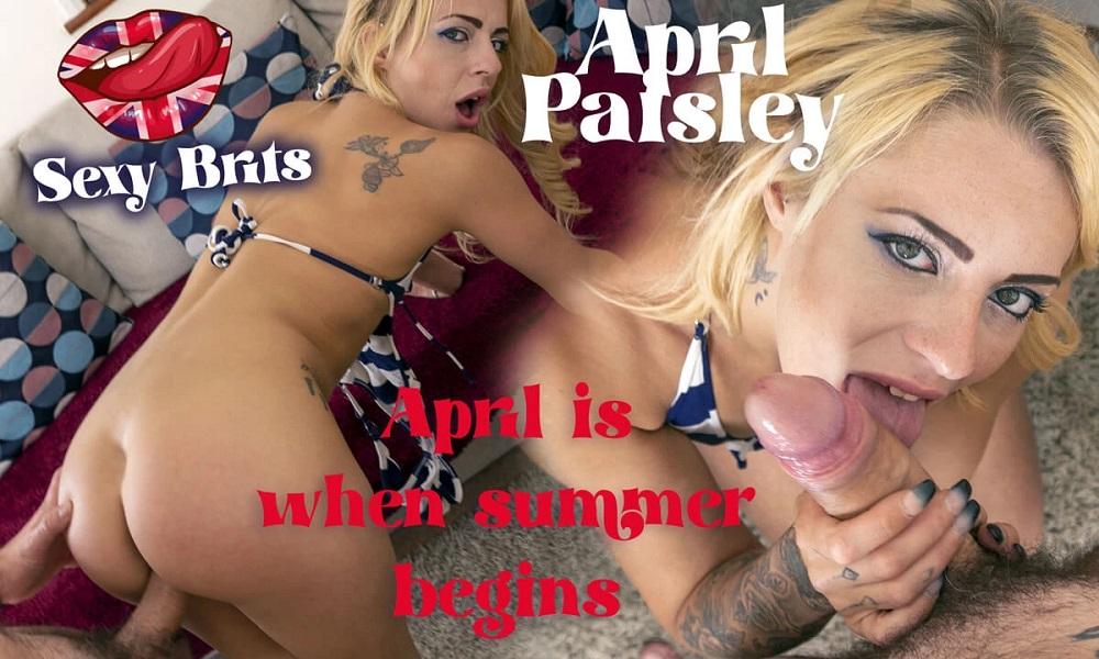 April is When Summer Begins, April Paisley, Jun 25, 2021, 3d vr porno, HQ 2880