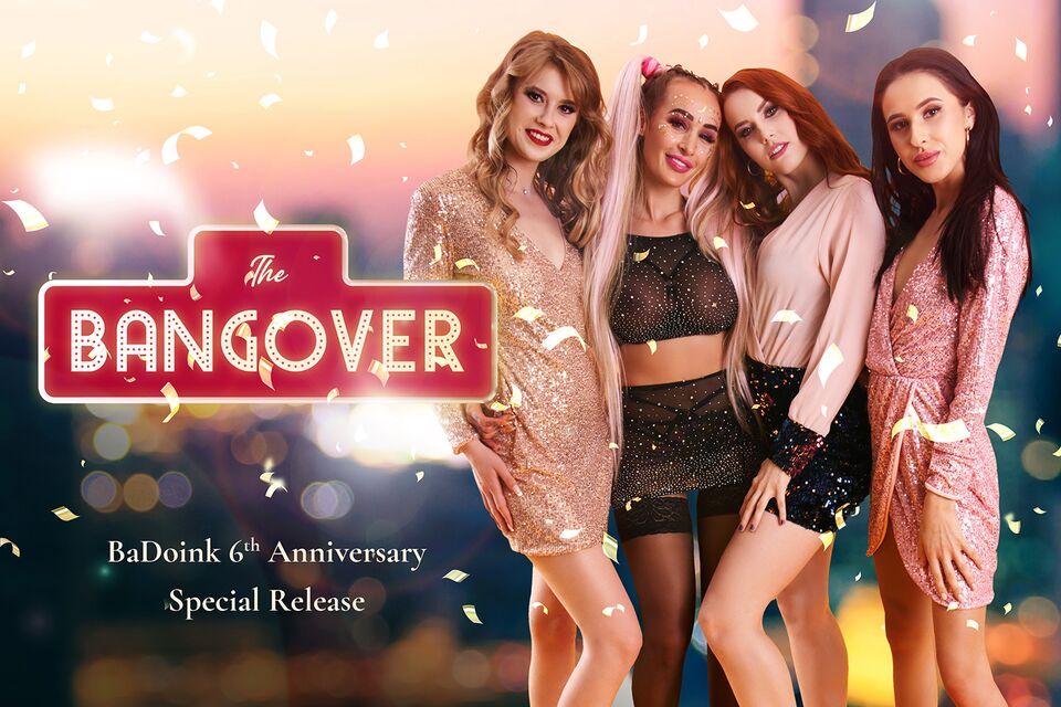 The Bangover, Daisy Lee, Alyssa Bounty, Eyla Moore, Charlie Red, July 06, 2021, 3d vr porno, HQ 3584