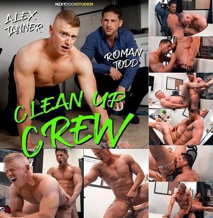 NextDoorOriginals - Alex Tanner & Roman Todd - Clean Up Crew - Member Fantasy