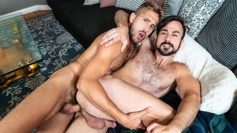 Wesley & Mason: Bareback