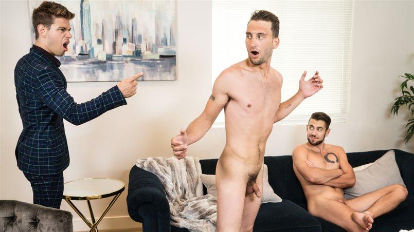 Anatomy of A Men Scene Part 1: Bareback