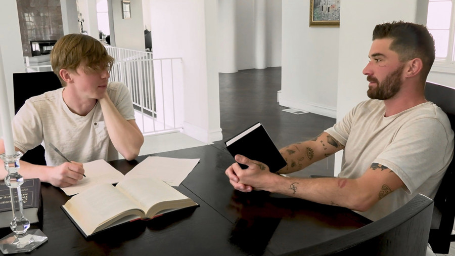 FamilyDick - Andrew Powers & Chris Damned - Stepdad Takes Me To Church
