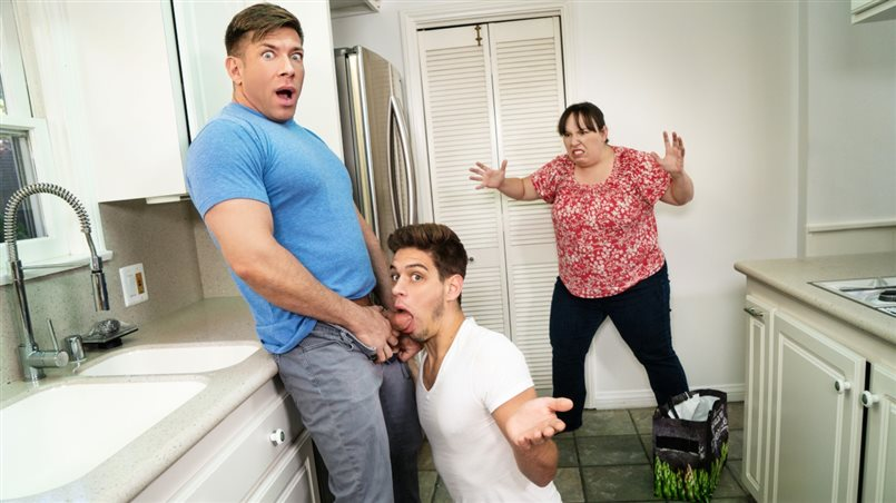 Get Your Dick Outta My Son - Part 3
