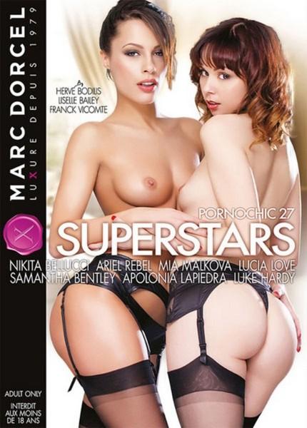 Pornochic 27 - Superstars (Year 2016 / FullHD Rip 1080p)