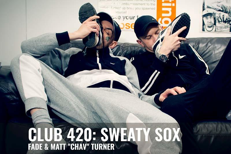 Scottxxx - Fade & Matt - Club 420 - Sweaty Sox