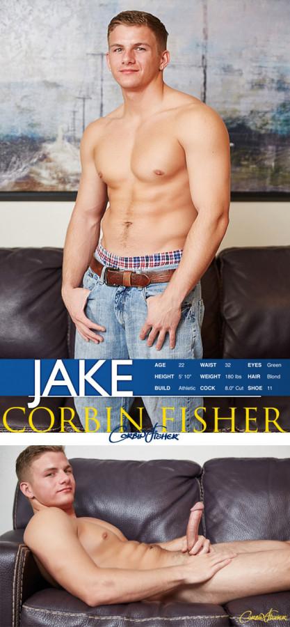 CorbinFisher - ACM - Jake Unloads